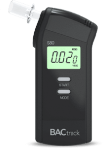 bactrack s80 pro Breathalyser