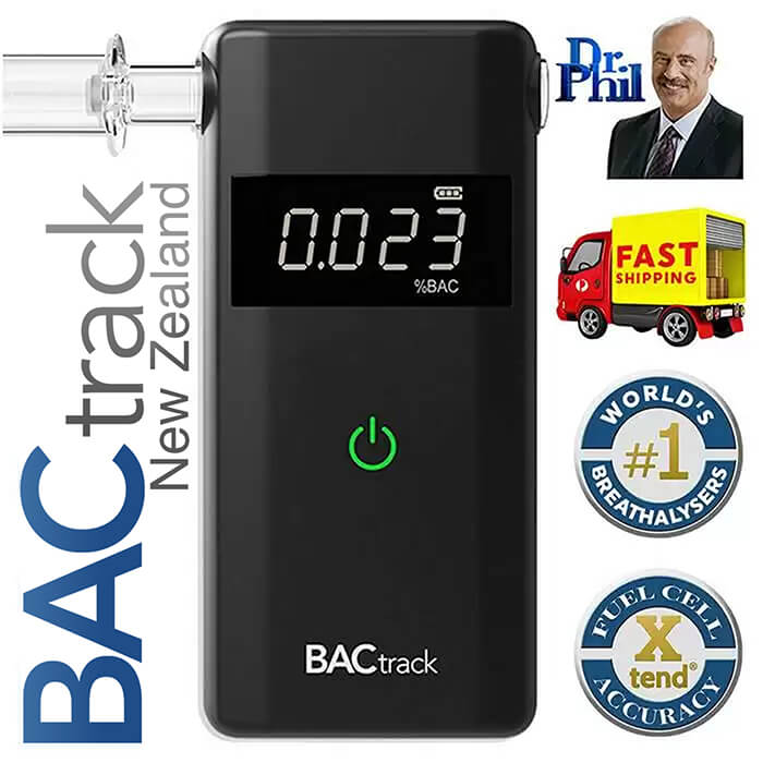 bactrack scout breathalyzer